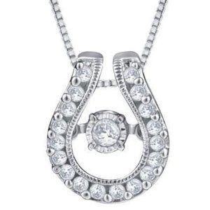 White Gold 14K 2.30 Carat Brilliant Shaped Diamond